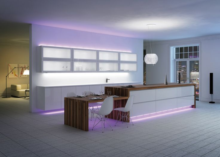 11 best LED Strip Lights for the Home images on Pinterest Strip - küchen unterbauleuchte led