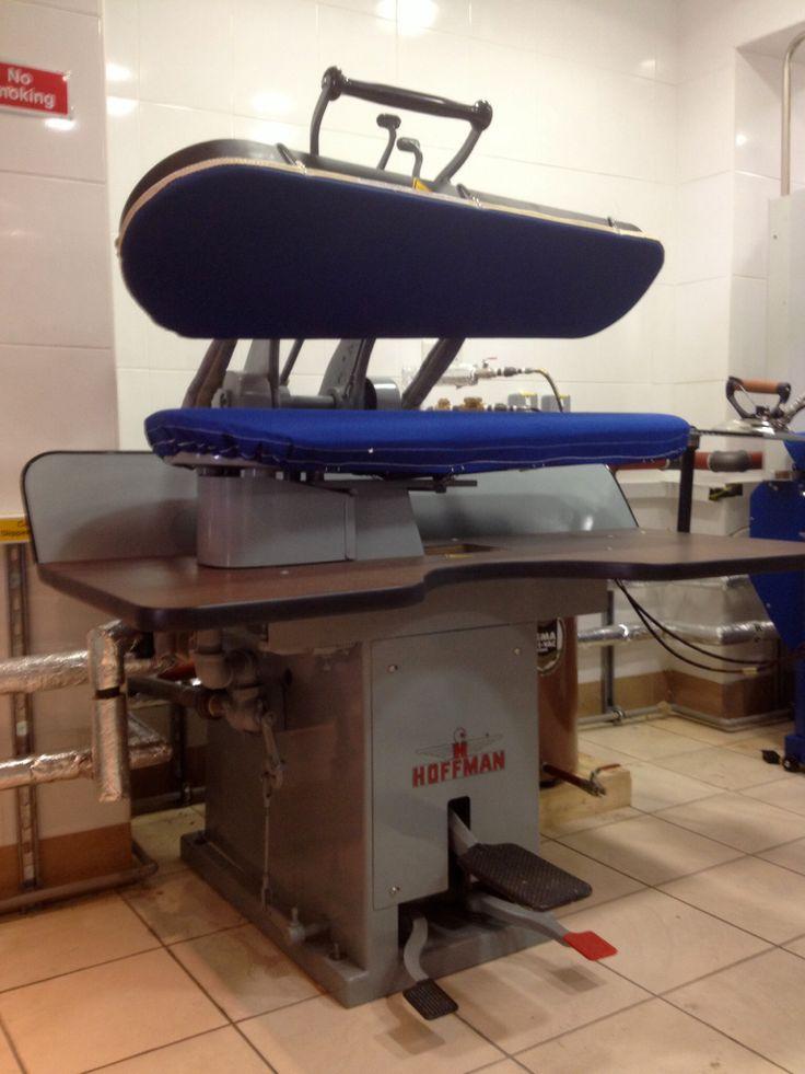 hoffman press machine