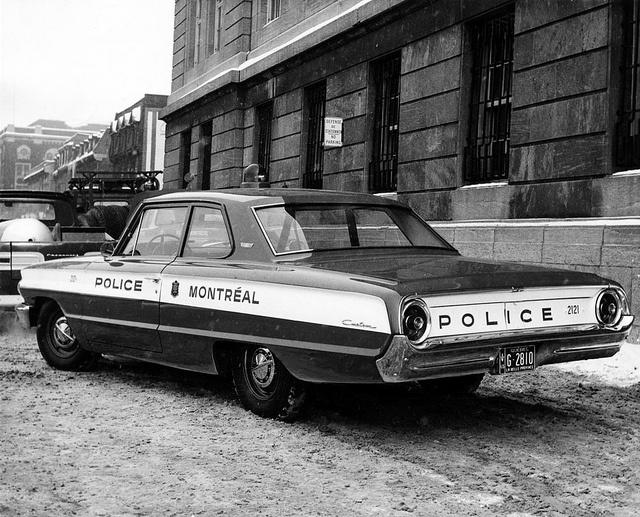 POLICE-15.jpg by Yves_Dugas, via Flickr. 1965.