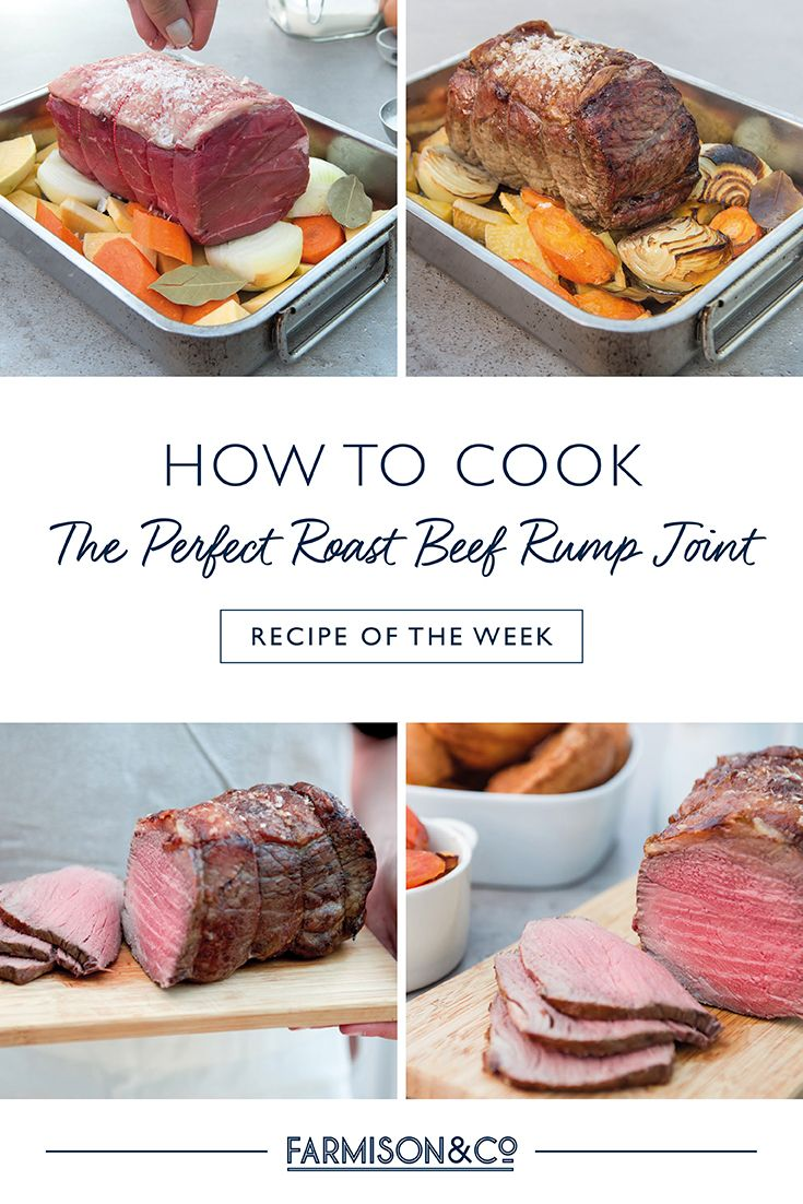 ⭐️How to Cook⭐️The perfect Roast Beef Rump Joint #howtocook #farmison