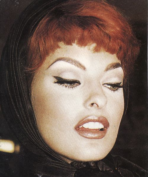 ... red hair | Beauty | Pinterest | Linda Evangelista, Red Hair and Red