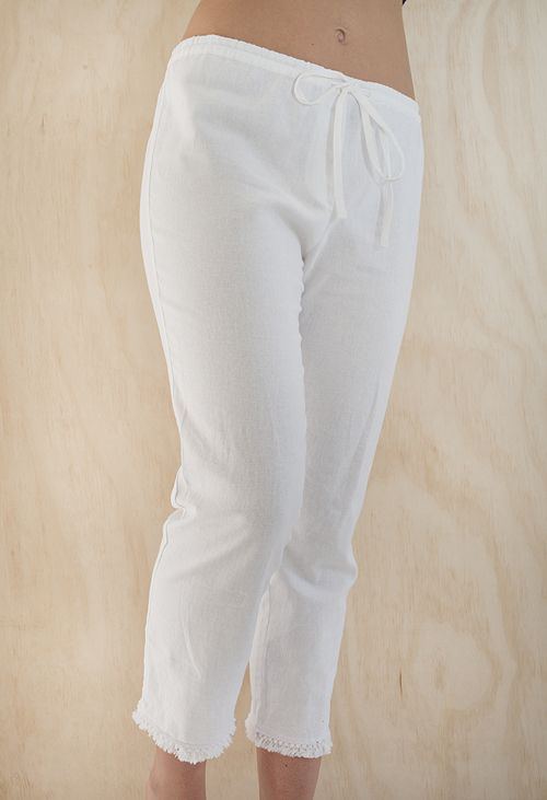 Humidity Linen/Viscose pants  $80.95