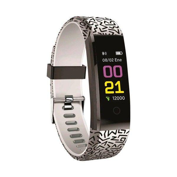 Smartwatch Pulsometro Pulserainteligente Podometro Smartwatch