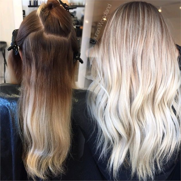 17 Best Ideas About Color Correction Hair On Pinterest  Blonde Sombre Hair