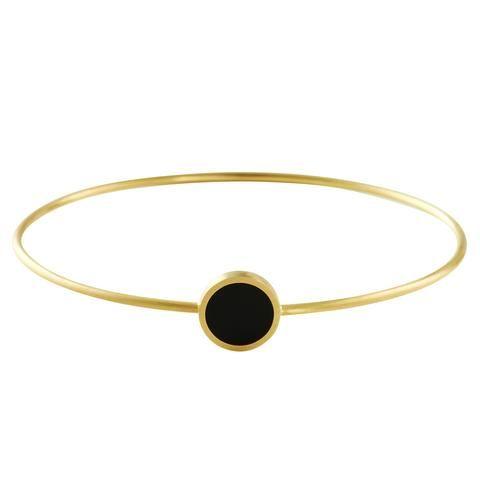 BLACK COPENHAGEN gold bracelets