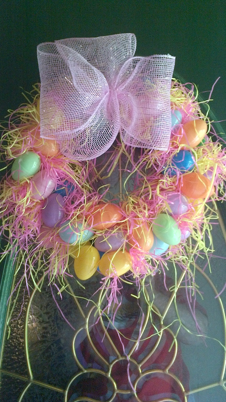 239 best easter wreaths and swags images on pinterest easter