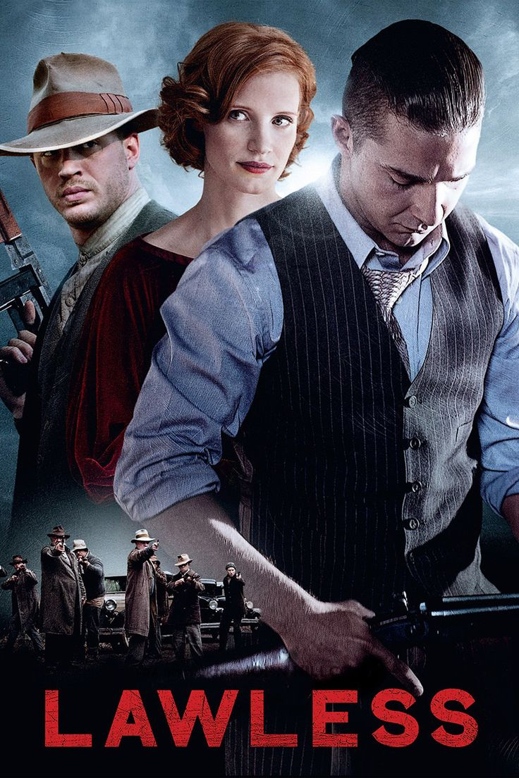 click image to watch Lawless (2012)
