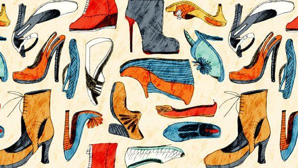 Ohh, Perfect For Walk In Closets!! By Irina Troitskaya, via Behance....
