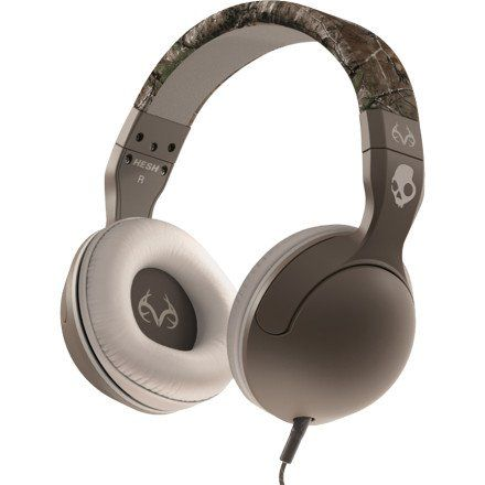 Skullcandy Hesh 2 Realtree Collaboration with Mic Stereo Wired Headphone - Camo/Dark Tan $59.99 (save $10.00)