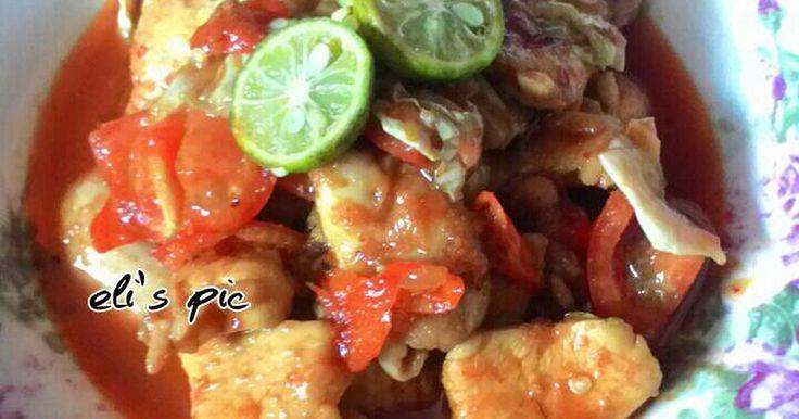 Resep Tongseng Ayam Simpel favorit. Karena bosan olahan ayam yang itu-itu aja…