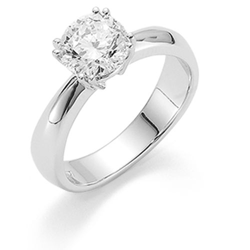 From Robertocoin Bridal Ring Available At Hingham Jewelers