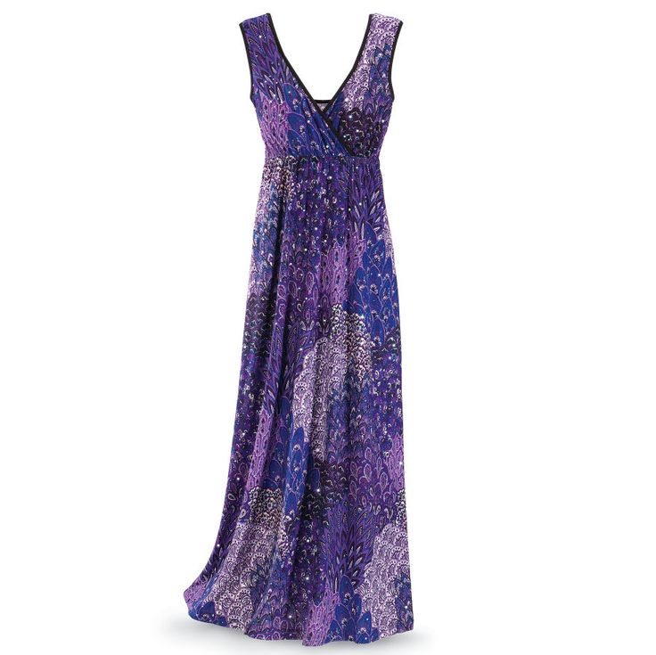 Sparkling Paisley Dress - Women's Clothing & Symbolic Jewelry – Sexy, Fantasy, Romantic Fashions