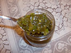 Candied Jalapeno Relish (mild) …