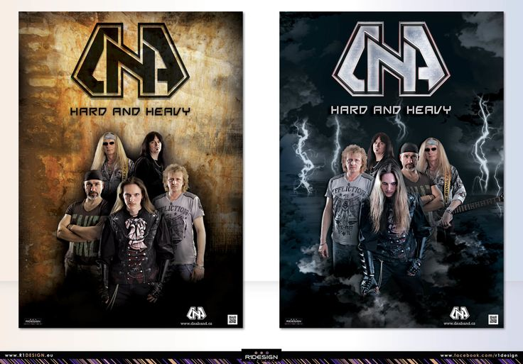 Metal band D.N.A reaches  NUMBER ONE on RockZone 105.9fm  chart. (Czech republic)