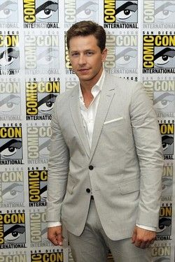 Josh Dallas | Prince Charming, indeed