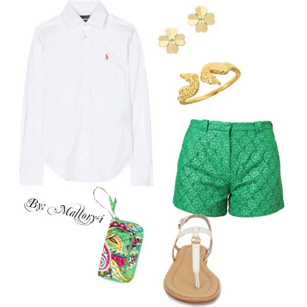 Preppy every day outfit