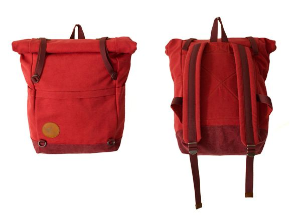 "Summer 2014 - ""Urban Nomads"" - ULRIK - RED/DARK RED - Blind Chic."