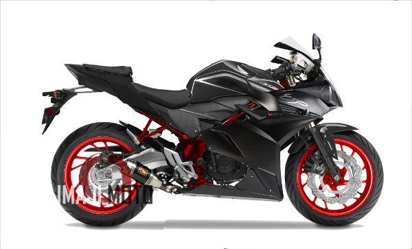 Modifikasi Honda CB150R Ala Sport Bike Energica EGO