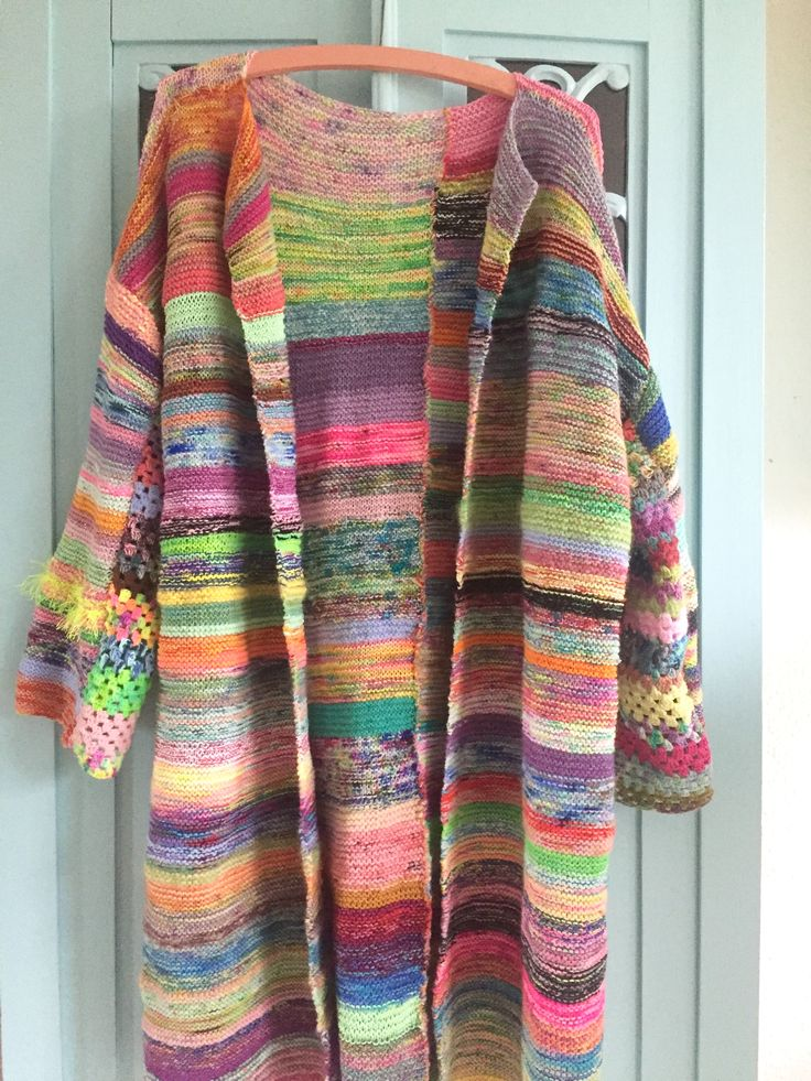Freestyle knit by Alice