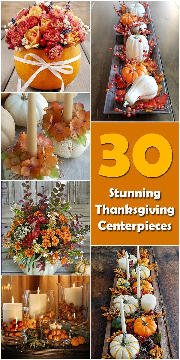 Learn about the origin and history of 30 Stunning Thanksgiving Centerpieces, or browse through a wide array of 30 Stunning Thanksgiving Centerpieces-themed craf