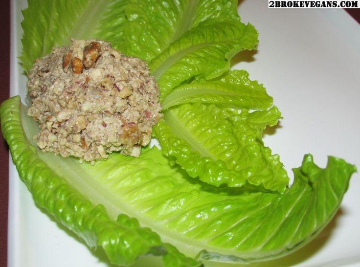 Gluten Free Raw Vegan Ground Beef