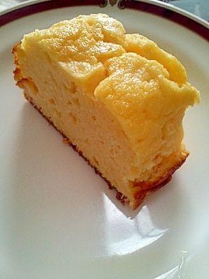 """Cheese cake ♪ Okara yogurt cake like (Rakuten no.2 """"cake"""" recipe)"""