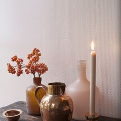 Diamond Wallpapers, lines that form mini diamond shape, comes in pastel and easy-to-use neutrals and is suited for any interior.