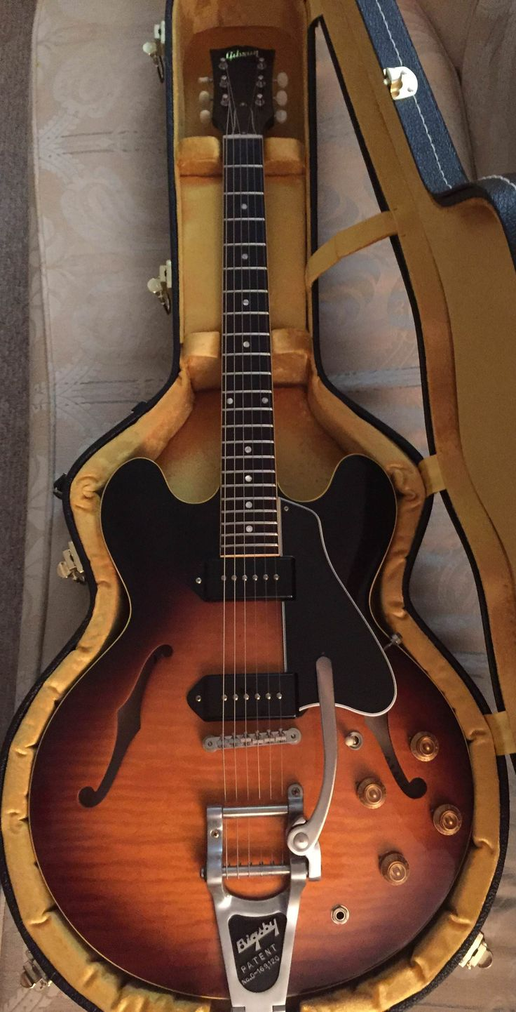 NGD: Gibson Memphis VOS ES-330