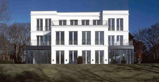 The timeless quality of neo classical architecture the for Modern classic building design