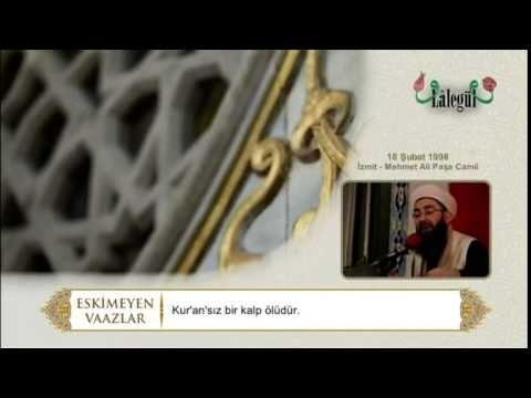 cübbeli Ahmet Hoca 18 02 1998 sohbeti 18 Şubat
