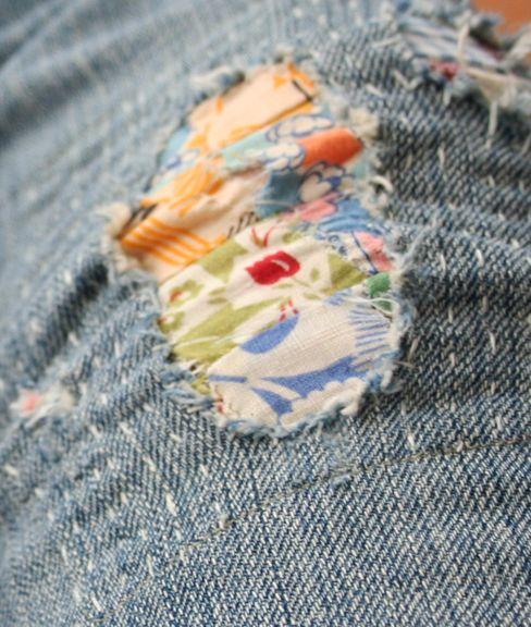 Favorite jeans... Patty Van Dorin