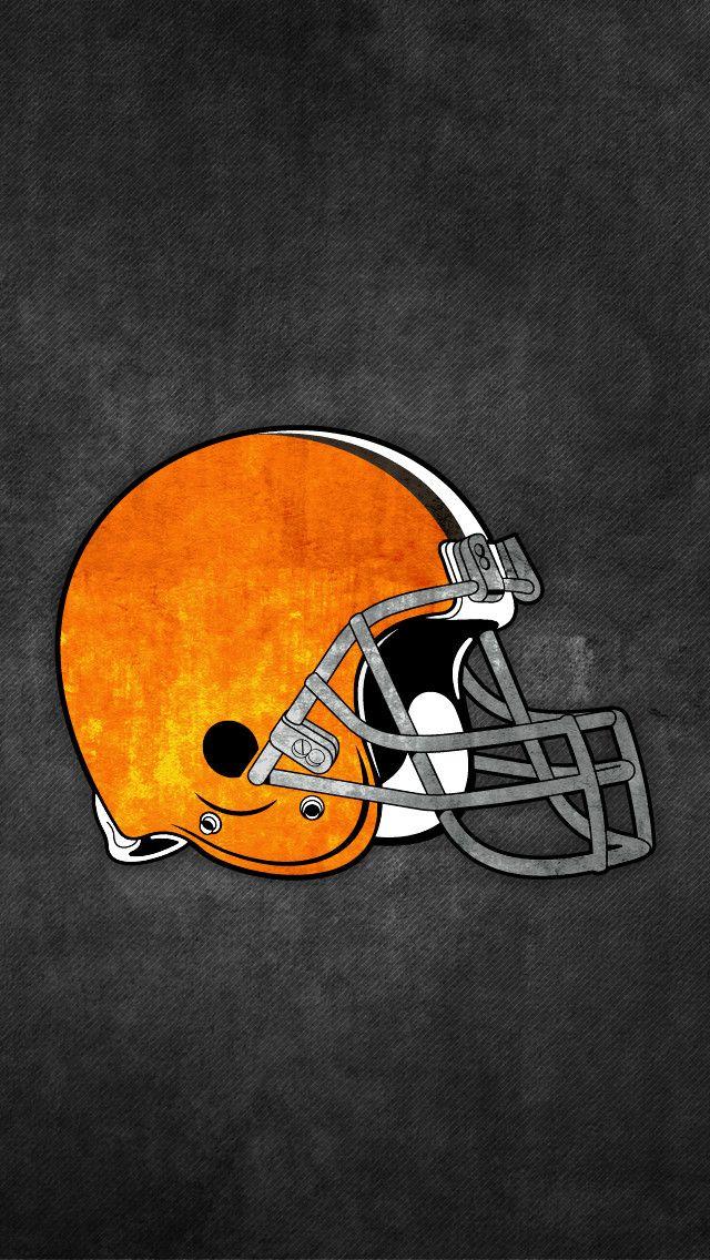 Cleveland Browns Nfl Iphone Wallpaper Pinterest
