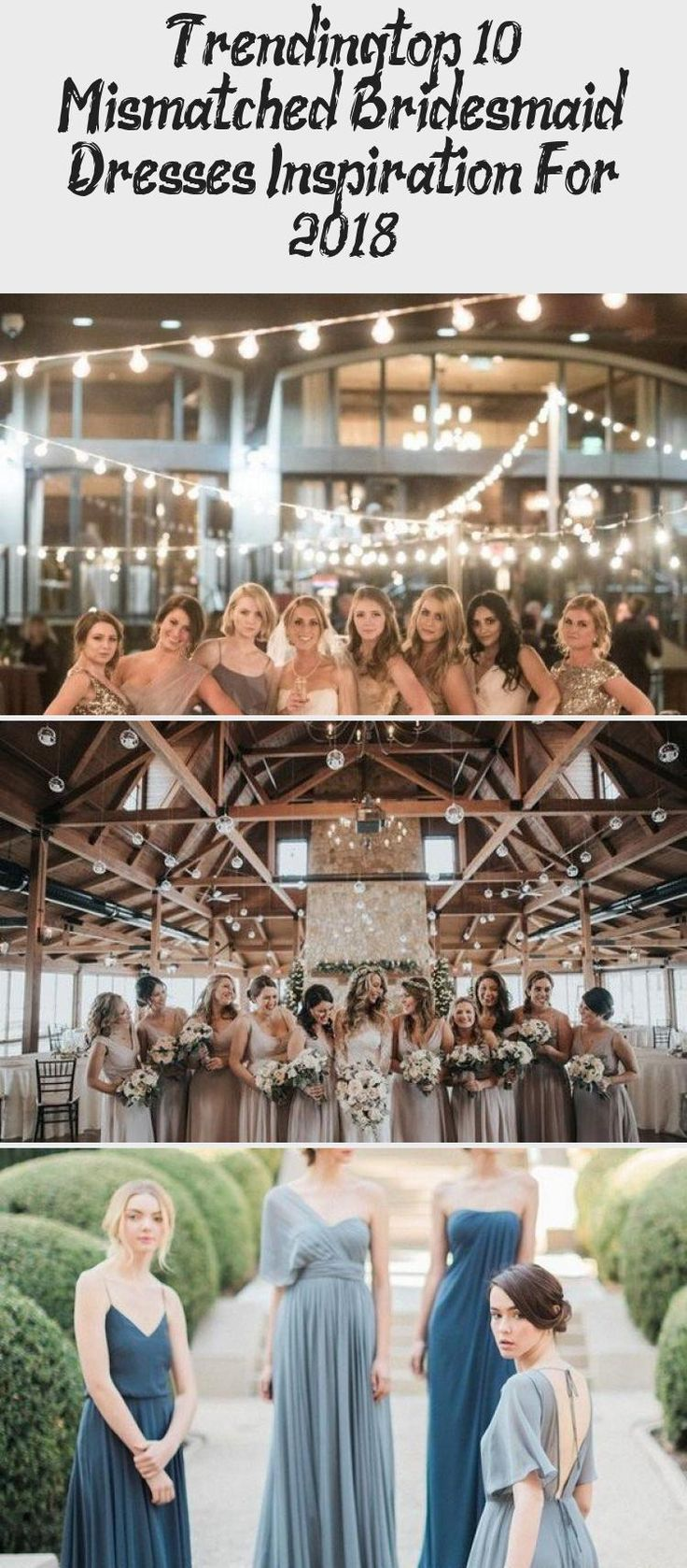 I like doing different color dresses and playing with the greys, blues, and purples. I think the different color greys is really pretty. #YellowBridesmaidDresses #DavidsBridalBridesmaidDresses #WhiteBridesmaidDresses #BridesmaidDressesMismatched #BridesmaidDressesFall