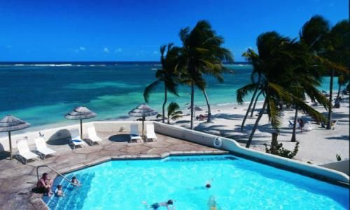 St James All Inclusive Resorts and Villas in the Island of Antigua