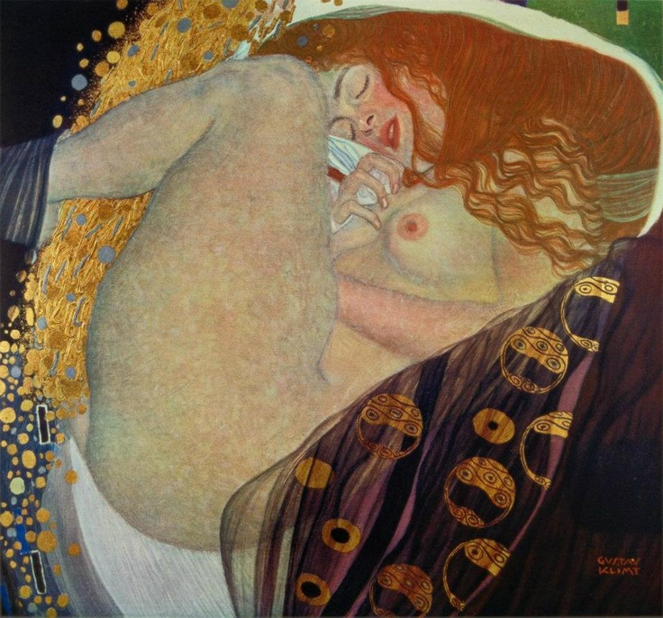 Danae - Klimt