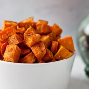 I Quit Sugar - Coconut Oil Roasted Carrots