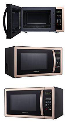Farberware Plates. Farberware Classic FMO11AHTBKD 1.1 Cubic Foot 1000-Watt Microwave Oven, Copper.  #farberware #plates #farberwareplates