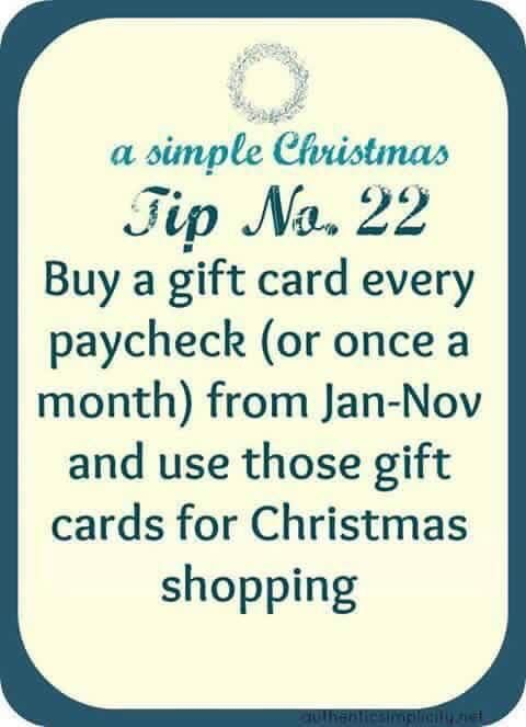 Christmas on a Budget
