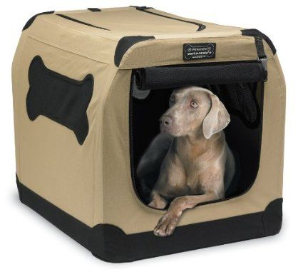 firstrax portacrate pet home by petnation