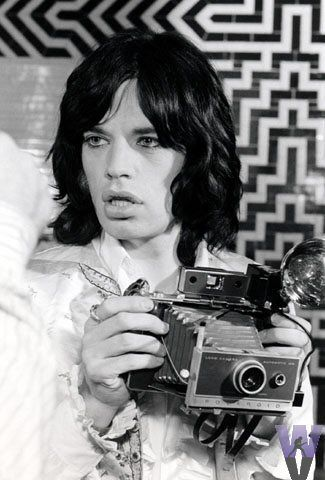Mick Jagger in Performance. Seriously.