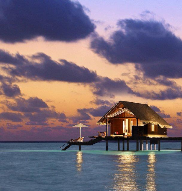 Vacation home! I think so...