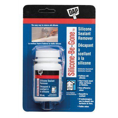 DAP Silicone-Be-Gone 90ml Silicone Sealant Remover