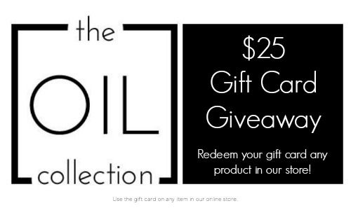 Essential Oils - $25 Gift Card Winner Every Day Until Black... sweepstakes IFTTT reddit giveaways freebies contests