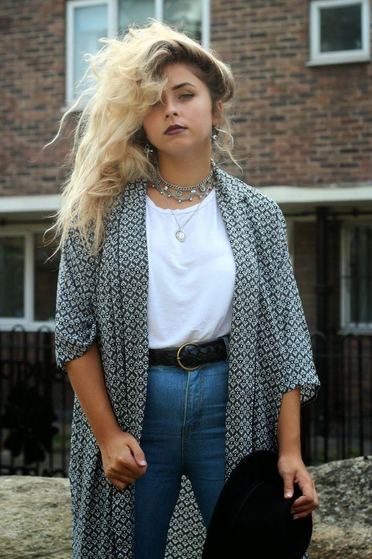 Charlotte @ CraveGreenVelvet // Personal Style Blogger: Primark Style // Madonna