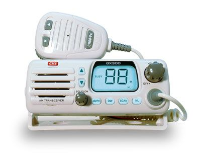 GME GX300 27 MHz Marine and CB radio transceiver