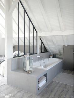 Rénovation complète d'une suite parentale, Paris, Rencontre un archi - architecte d'intérieur