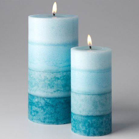 Making Candles At Home Part 2 – Pressed Flower, Layered & Ice Candles