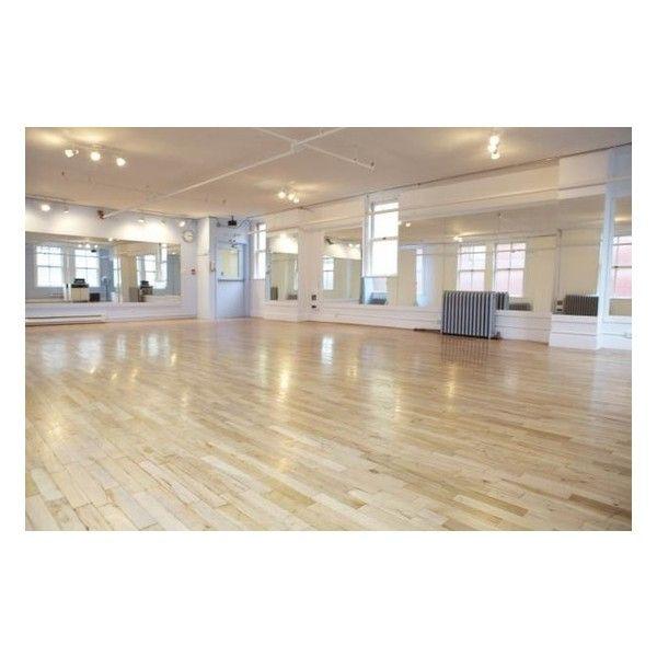 My Dream Dance Studio ❤ liked on Polyvore