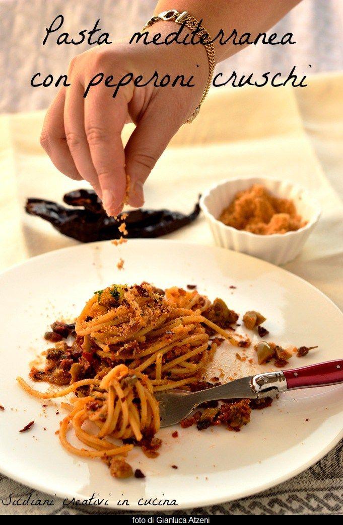 Buongiorno! Oggi spaghetti con peperoni cruschi di Senise e pane grattugiato, una ricetta facilissima e con tutti i sapori del Sud Italia, e soprattutto della Basilicata e della Sicilia. Non so se …