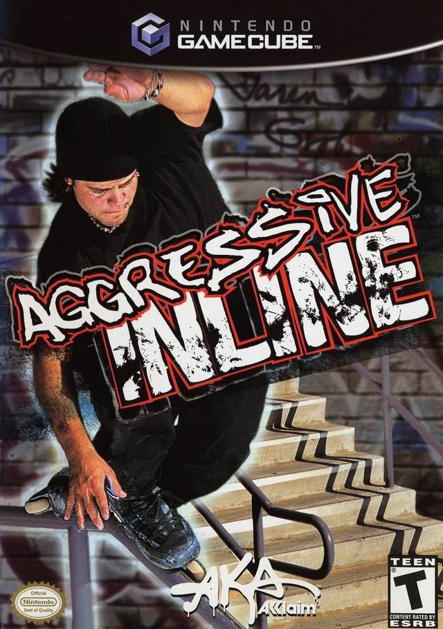 Aggressive Inline Skating - GameCube
